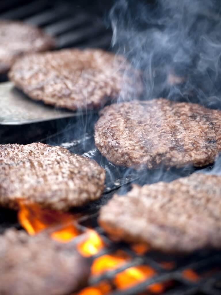 Ground Beef Burgers