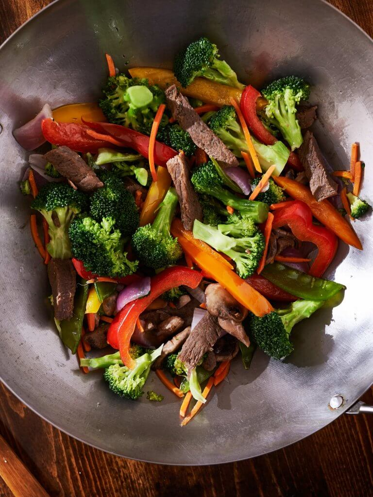 Stir-fry Steak